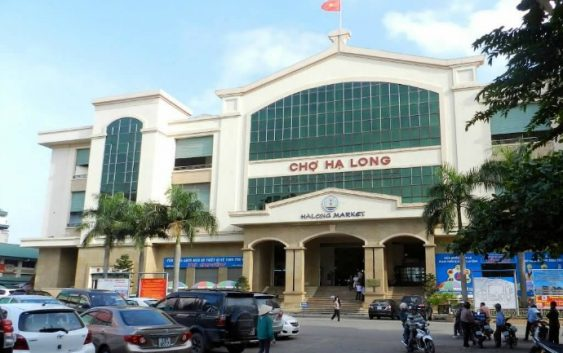 Where to shop in Halong