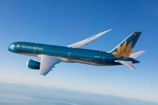 VIETNAM AIRLINES PROVIDE WIFI ON FLIGHTS